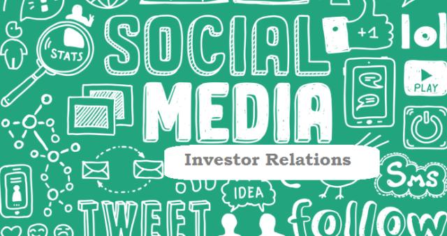 social-media-investor-relations