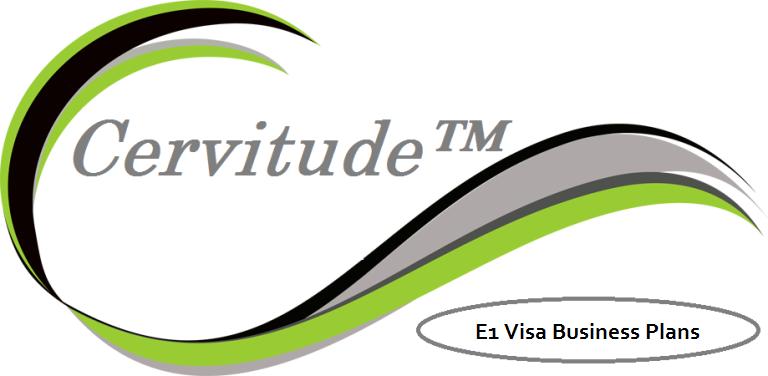 E 1 Treaty Traders Visa Business Plan Cervitude