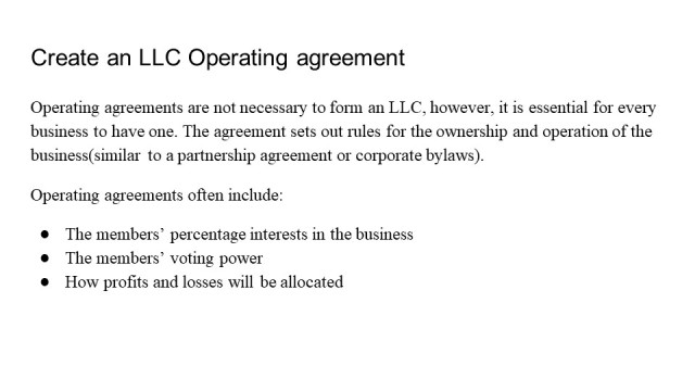 How to form an LLC in Delaware 5
