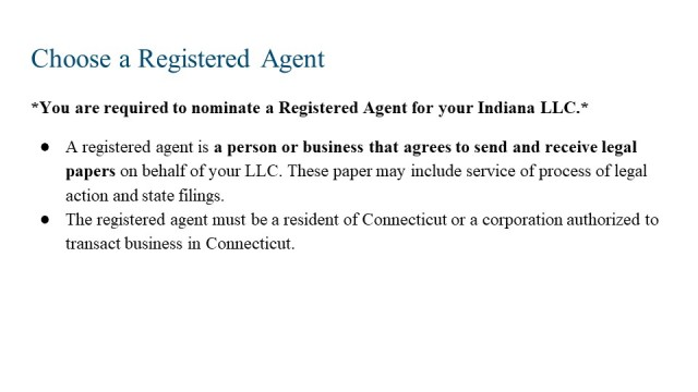 How to Form an LLC Indiana 3
